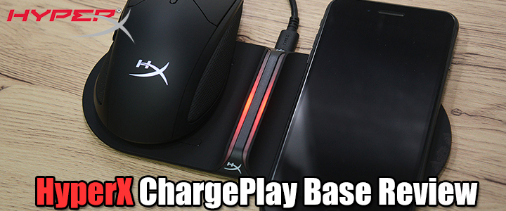 HyperX ChargePlay Base Review