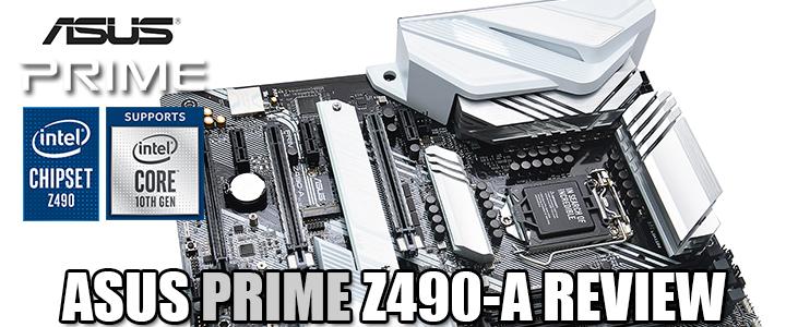 default thumb ASUS PRIME Z490-A REVIEW