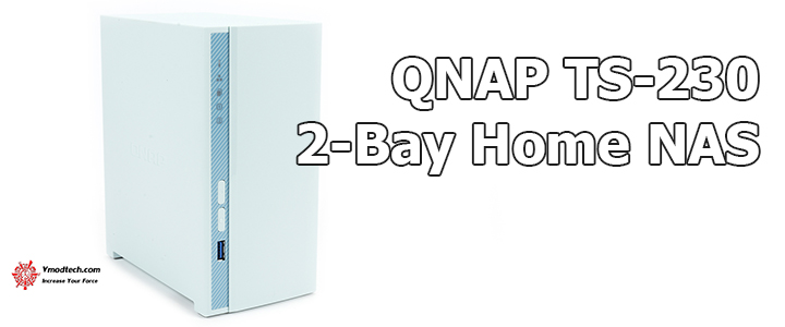 QNAP TS-230 2-Bay Home NAS Review