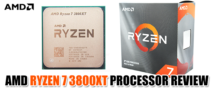 AMD RYZEN 7 3800XT PROCESSOR REVIEW