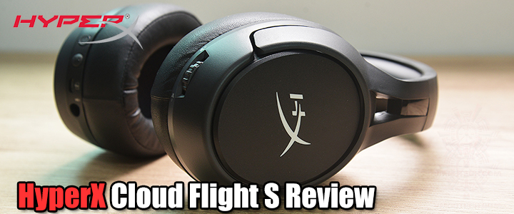 HyperX Cloud Flight S Review