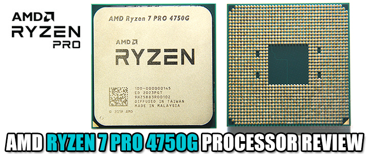 AMD RYZEN 7 PRO 4750G PROCESSOR REVIEW