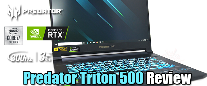Predator Triton 500 Review