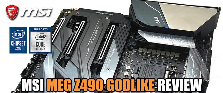 default thumb MSI MEG Z490 GODLIKE REVIEW