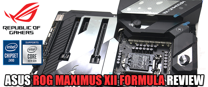 default thumb ASUS ROG MAXIMUS XII FORMULA REVIEW