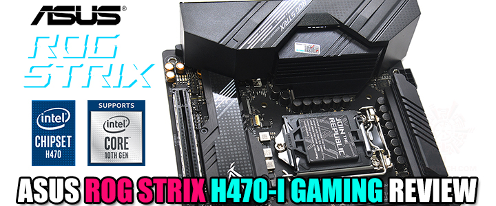 default thumb ASUS ROG STRIX H470-I GAMING REVIEW