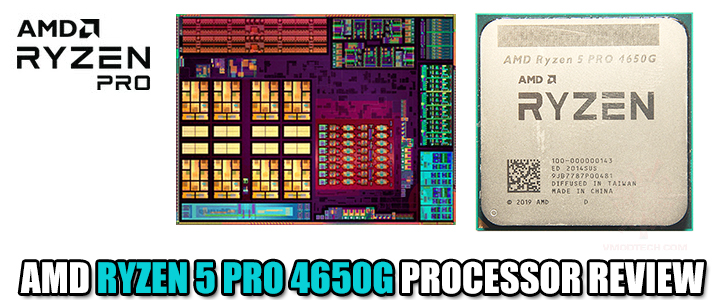 AMD RYZEN 5 PRO 4650G PROCESSOR REVIEW