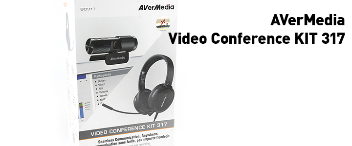 AVerMedia Conference KIT 317 Review