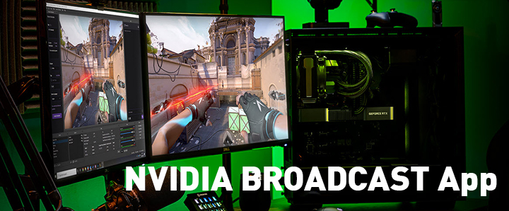 default thumb NVIDIA Broadcast App Review