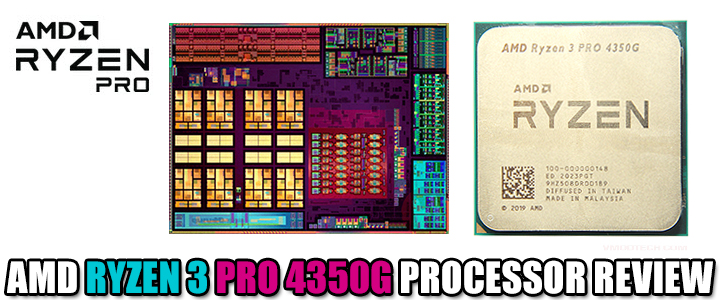 AMD RYZEN 3 PRO 4350G PROCESSOR REVIEW