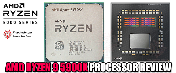 AMD RYZEN 9 5900X PROCESSOR REVIEW