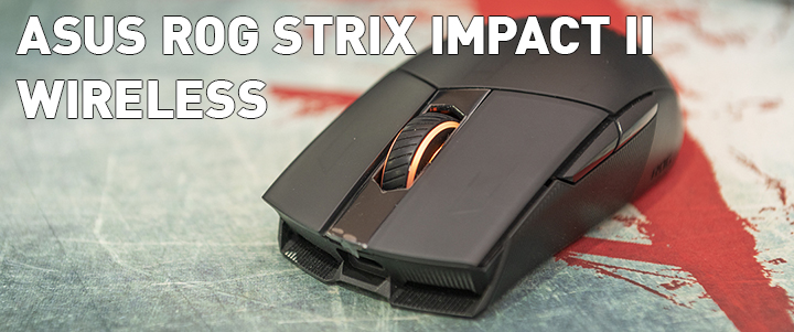 ASUS ROG STRIX IMPACT II WIRELESS Review