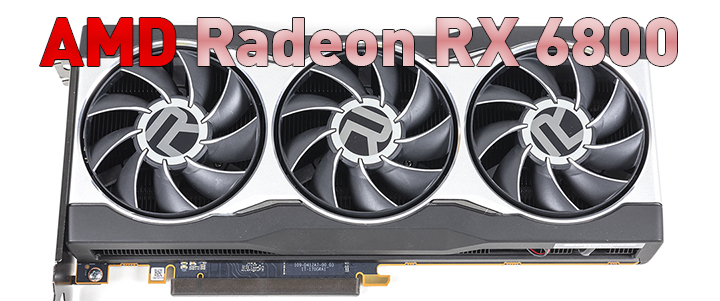 AMD Radeon RX 6800 16GB Review