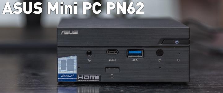 ASUS Mini PC PN62 Review