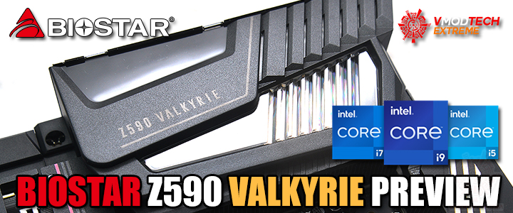 default thumb BIOSTAR Z590 VALKYRIE PREVIEW