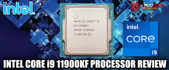 INTEL CORE i9 11900KF PROCESSOR REVIEW