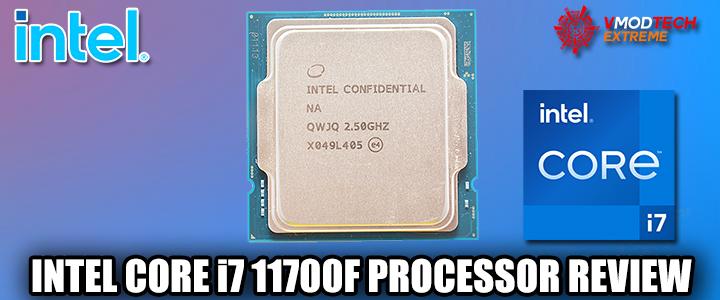 default thumb INTEL CORE i7 11700F PROCESSOR REVIEW