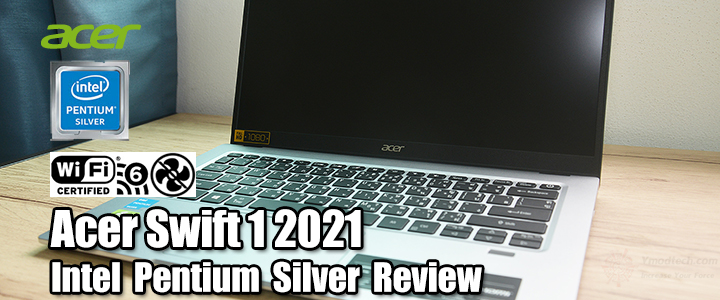 Acer Swift 1 2021 Review