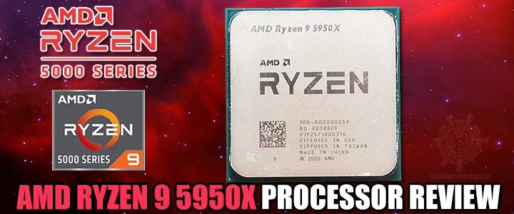 default thumb AMD RYZEN 9 5950X PROCESSOR REVIEW