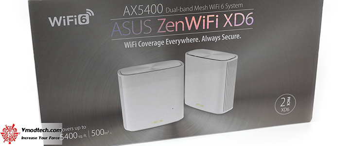 ASUS ZenWiFi XD6 2 Pack Review