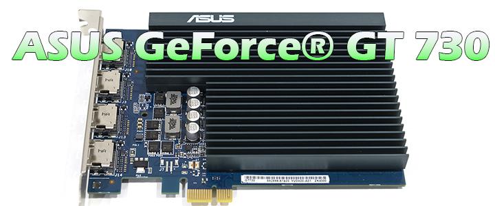 ASUS GeForce® GT 730 Review