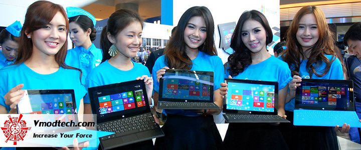 default thumb เปิดตัว Microsoft Surface RT & Pro ครั้งแรกในไทย พร้อม Hands on preview