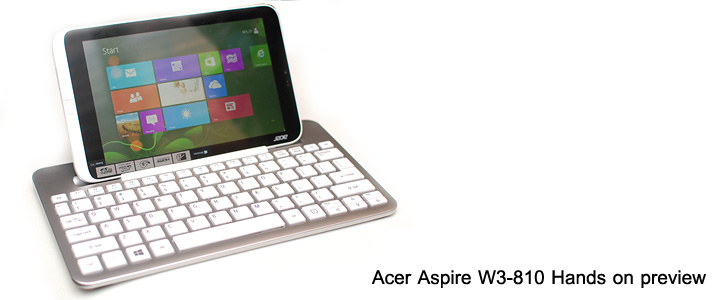 default thumb Hands on Preview : Acer Iconia W3 แท็บเล็ต Atom 8 นิ้ว