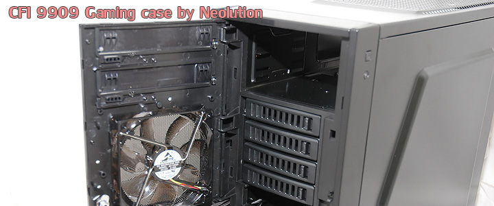 12776977377 Review : CFI 9909 Gaming case