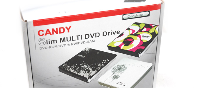 1277910395DSC 3997 Review : Candy Slim Multi DVD Drive