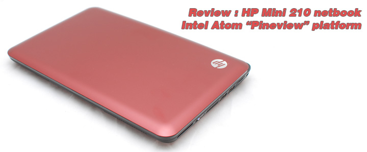 1278782704DSC 4010 Review : HP Mini 210 & new Intel Atom Pineview
