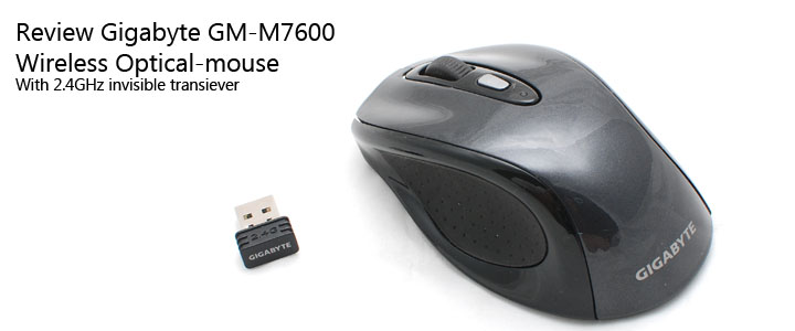 1292777690DSC 7516 Review Gigabyte GM M7600 Wireless Optical Mouse