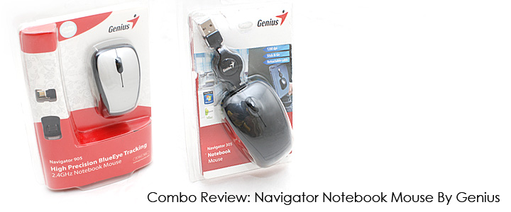 1293863995DSC 7612 Combo Review : Genius Navigator Notebook mouse series