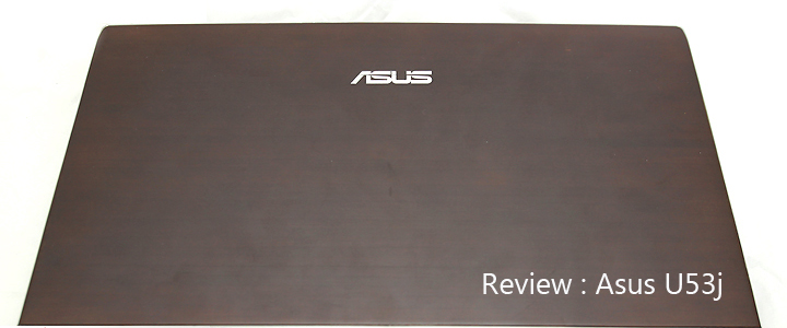 12978772691copy Review : Asus U53j notebook