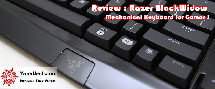13020187754copy Review : Razer BlackWidow Ultimate Mechanical keyboard
