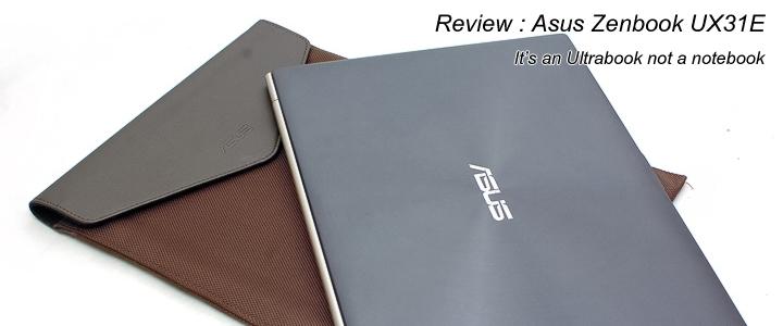 132551330412s Review : Asus Zenbook UX31E