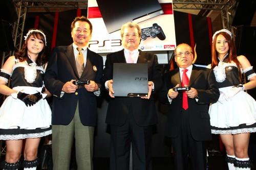 "001 resize โซนี่ไทย  ดีเดย์วางตลาด ""PLAYSTATION®3"" ครั้งแรกในงาน Sony HD World"