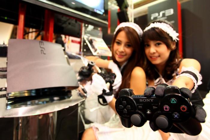 "002 resize โซนี่ไทย  ดีเดย์วางตลาด ""PLAYSTATION®3"" ครั้งแรกในงาน Sony HD World"