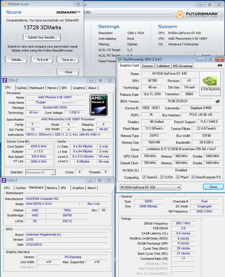 0528 Gigabyte GT 430 Review