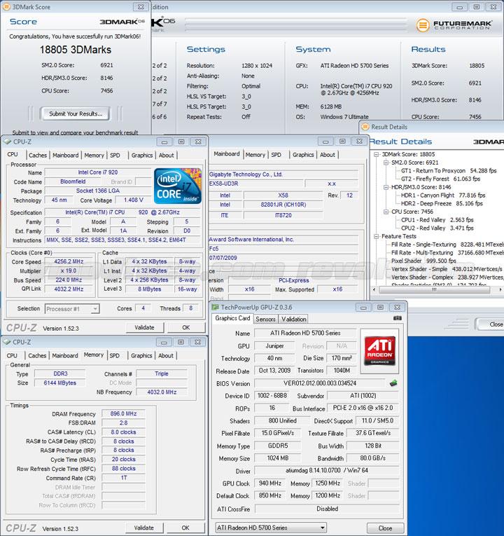 06 940 5770 PowerColor Radeon HD 5770 Review