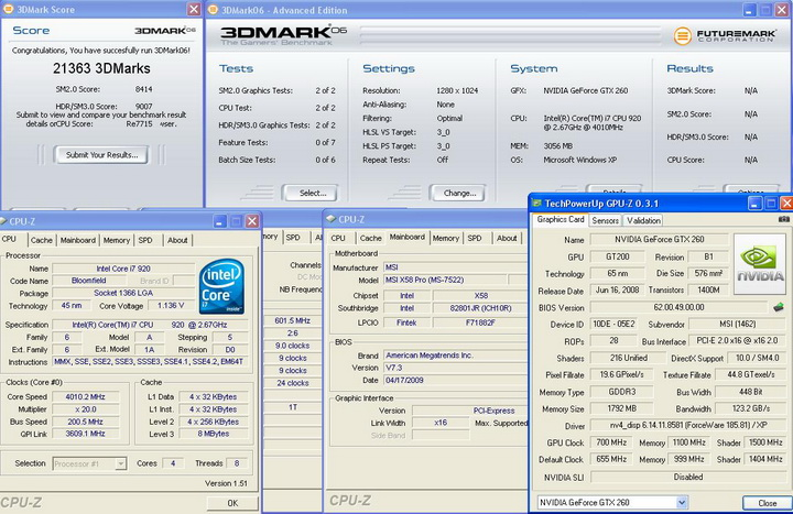 062 MSI X58 Pro