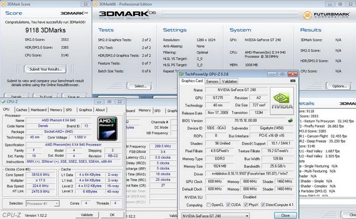 067 Gigabyte GT240 DDR3