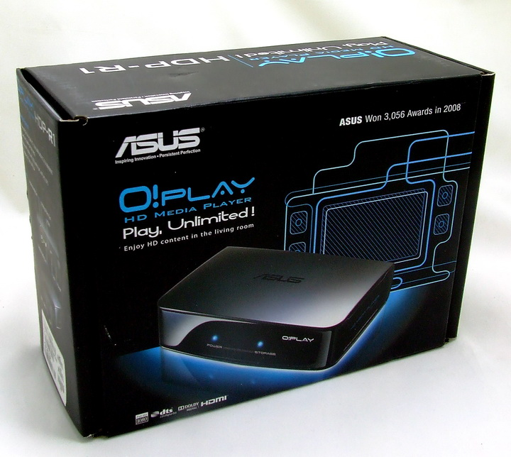 1 Asus O!Play  HD Media Player HDP R1