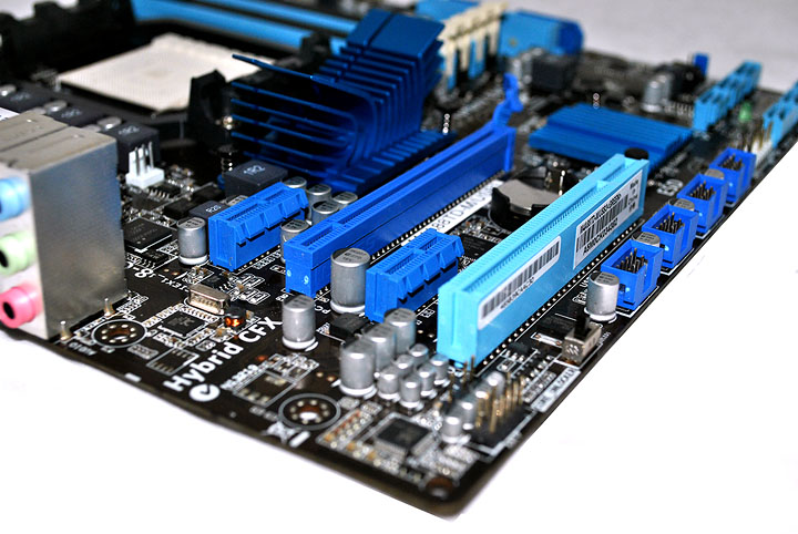 1017 Asus M4A88TD M/USB3 Motherboard Review