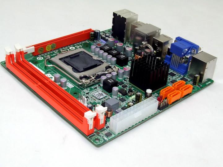 102 ECS  H55H I Review