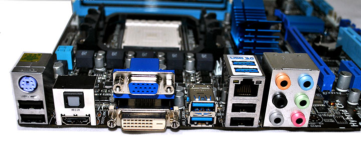 1121 Asus M4A88TD M/USB3 Motherboard Review