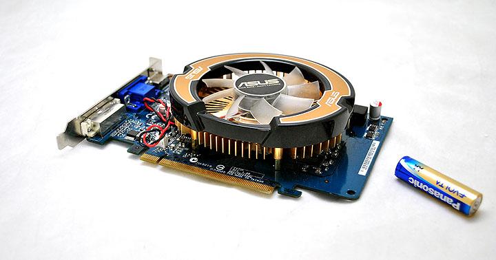 1128 Asus ENGT240 1GB DDR5