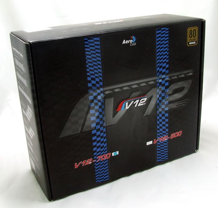 115 Aero Cool V12 700W