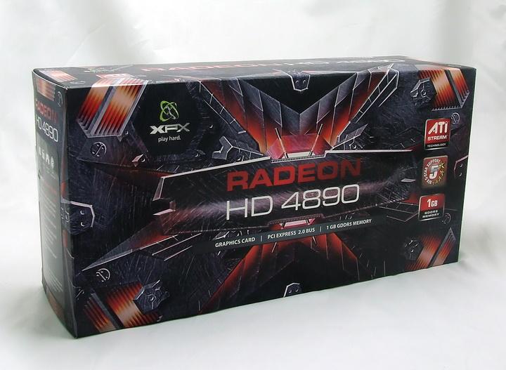 117 XFX HD 4890 @ AMD System