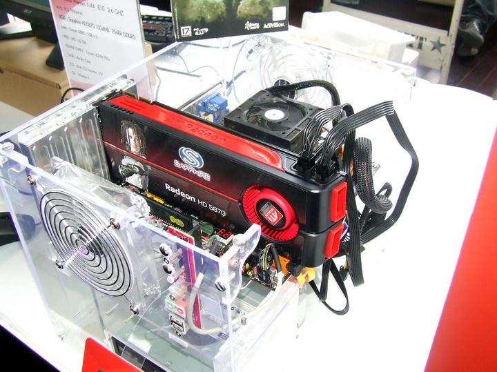 119 พาชมบรรยากาศงานเปิดตัว AMD VISION