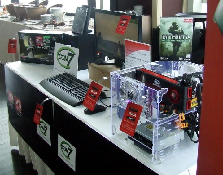 121 พาชมบรรยากาศงานเปิดตัว AMD VISION